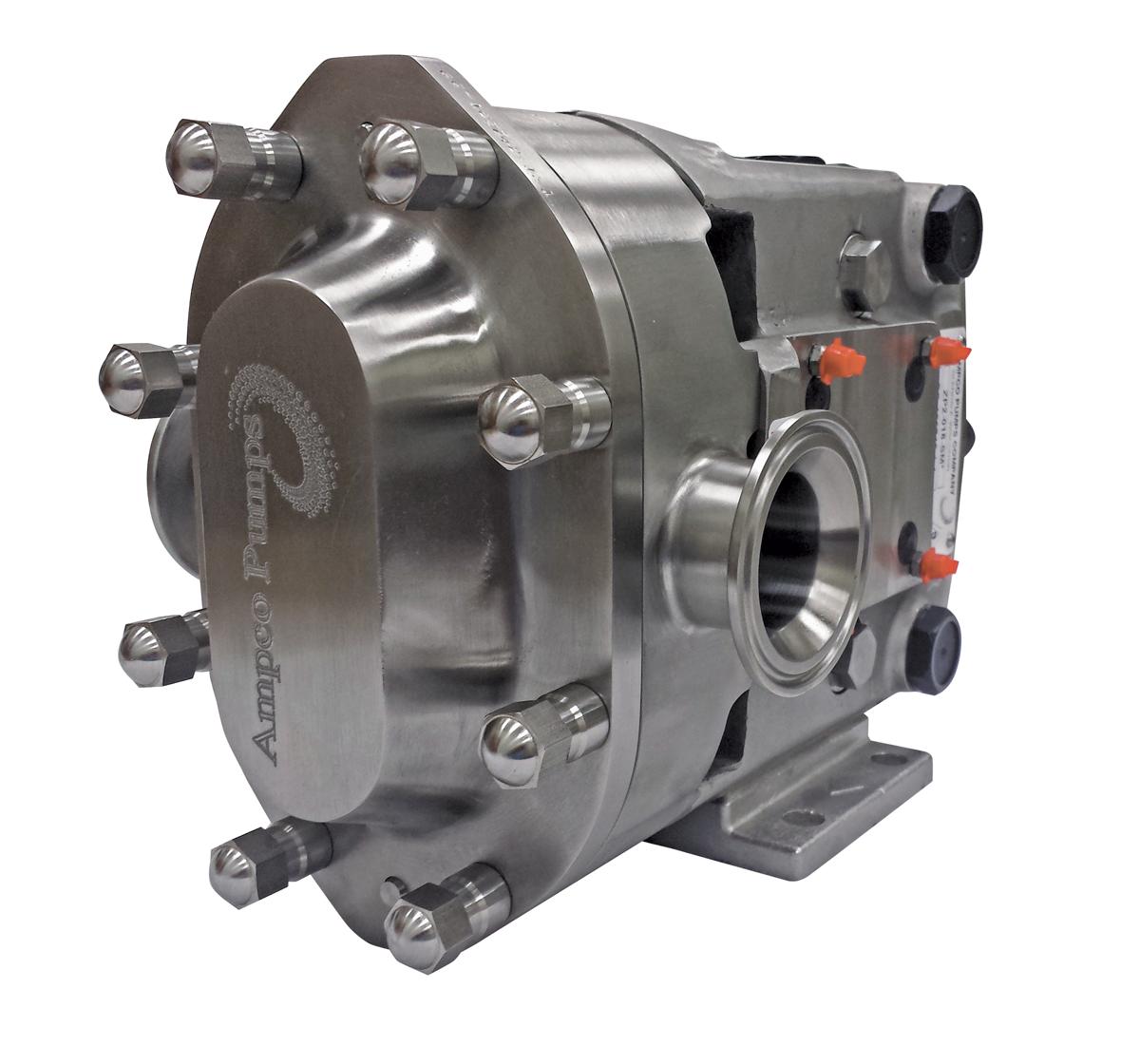 Pompe à pistons circonférentiels ZP2