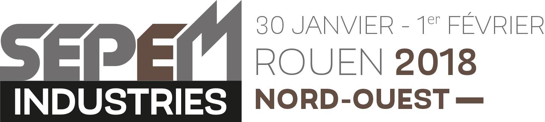 SEPEM Industries  : 30 JANVIER - 1ER FÉVRIER ROUEN 2018 NORD-OUEST. dans - - - AGENDA : nord-ouest