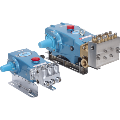 High pressure Triplex pumps CAT