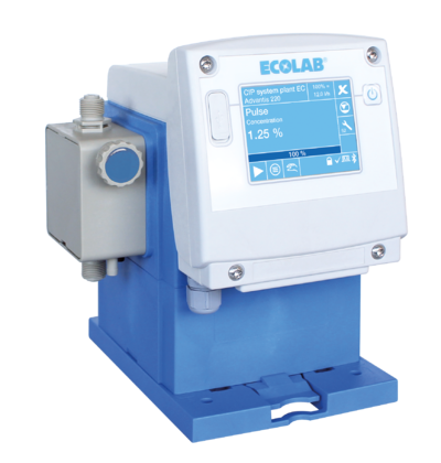 Industrial pumps Metering dosing pumps ECOLAB