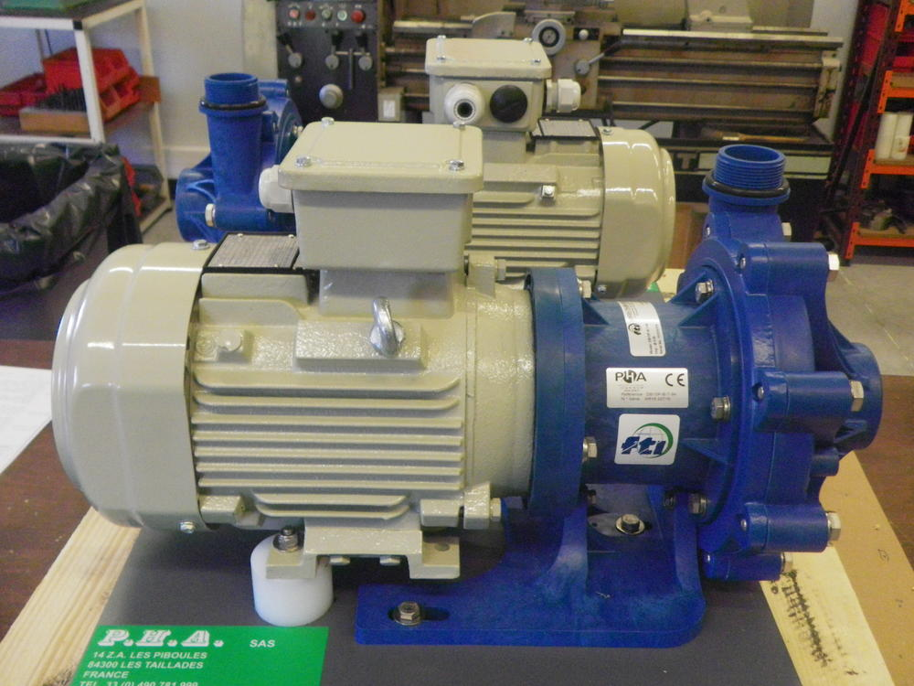 DB11 sealless mag drive centrifugal pump - Pompe centrifuge DB11