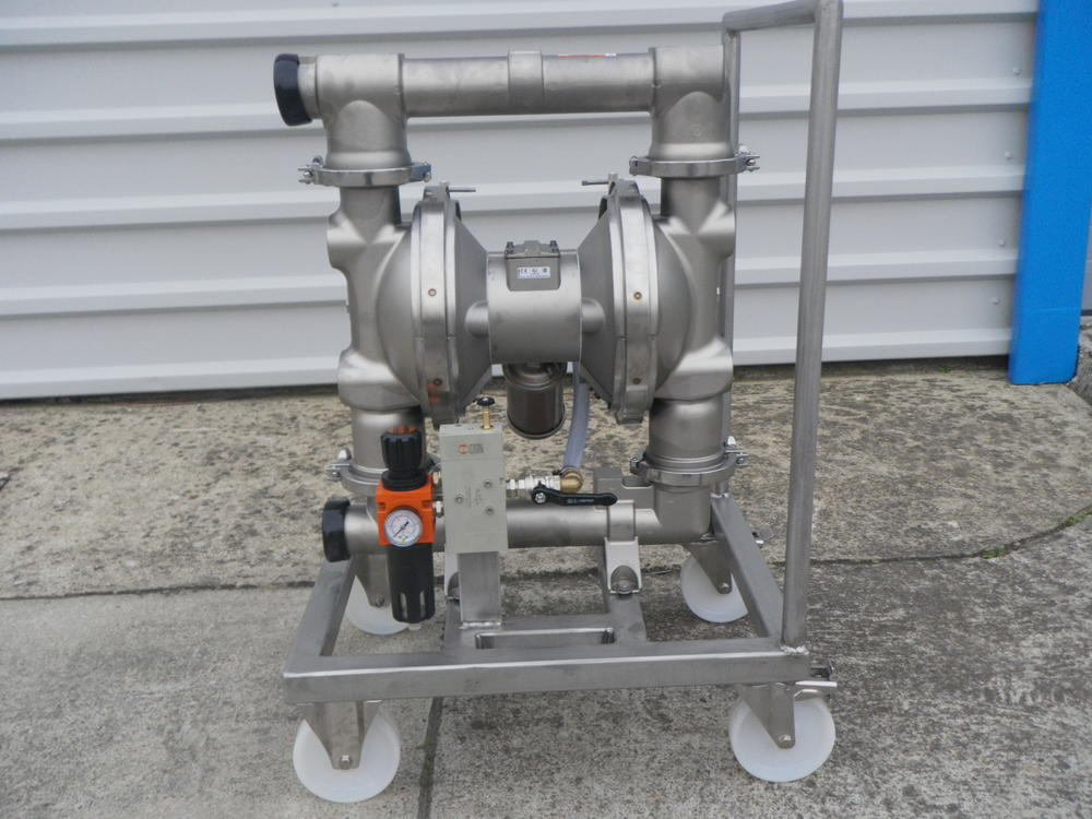 2150 Sanifoce sanitary pump - Saniforce 2150